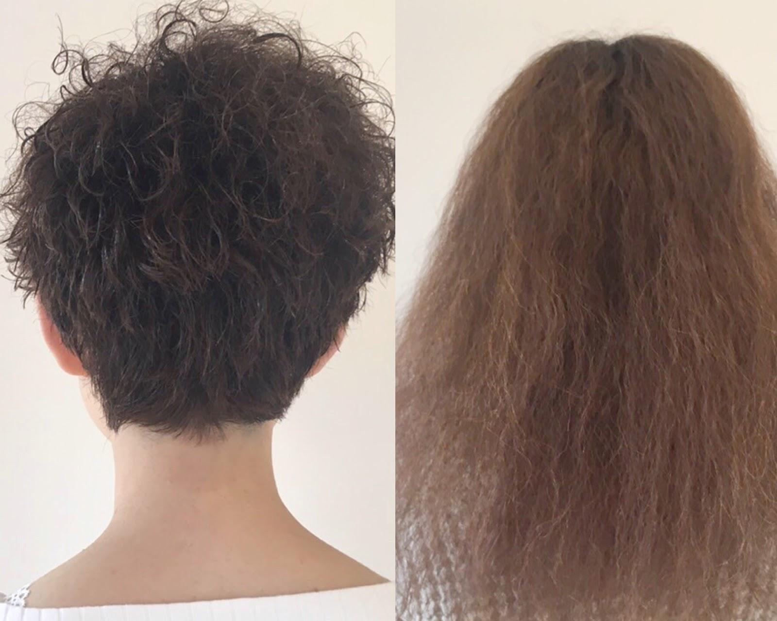 強いくせ毛の活かし方