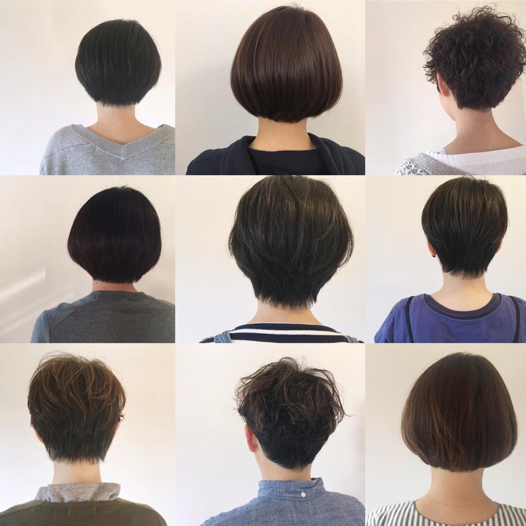 長野県民のくせ毛を活かしたい