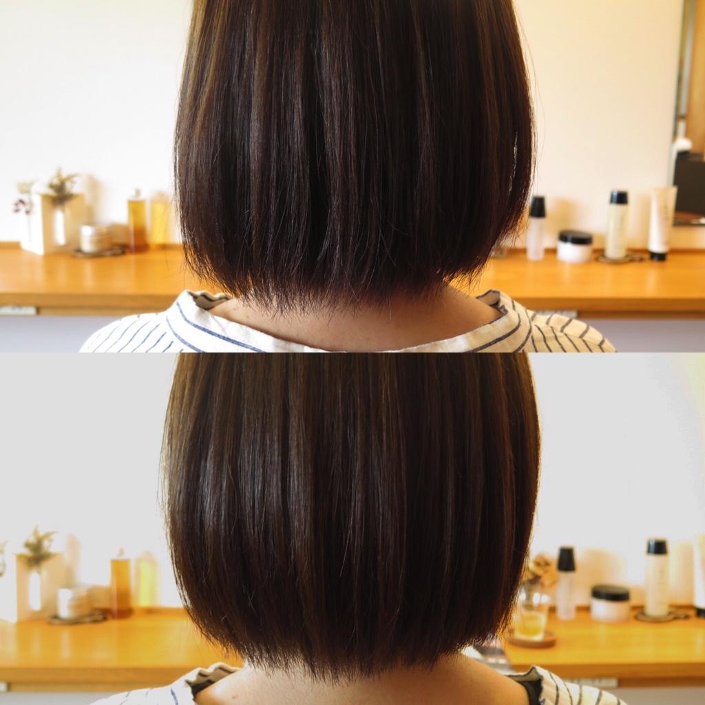 長野市で髪質改善をするなら